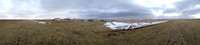 Airstrip in the winter