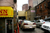 China town Alley in Calgary
