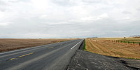 straight Flat roads, Highway 799